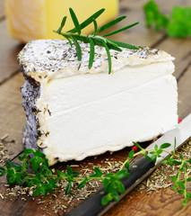 Käse, Kräuter