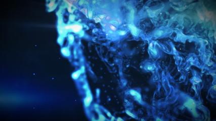 Blue energy sphere