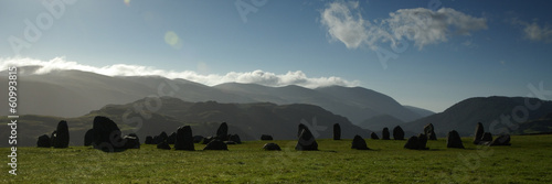 Early Morning at the Stone Circle