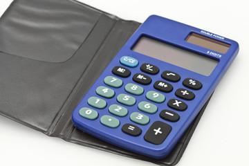 Калькулятор с чехлом