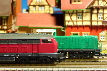 Modellbahn 3