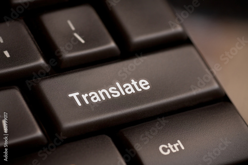 Translate Computer Key