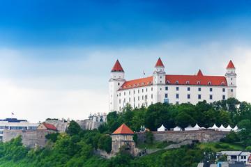 Bratislava city castle