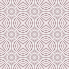 Abstract seamless beige geometric vector pattern.