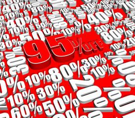 Sale 95% Off