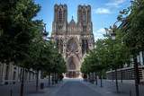 Cathedral Notre Dame in Reims, France