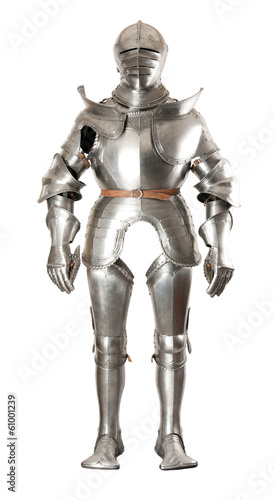 In de dag Retro Armour
