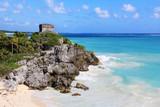 Fototapety Tulum ( Mexique, Riviera Maya)