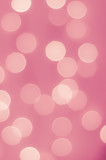 Bokeh Background - Bright Pink