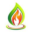 ökologische Wärmeerzeugung