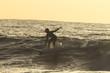 Silhouette Surfer