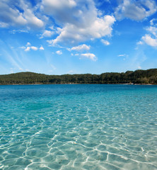 Paradise of Lake McKenzie, Fraser Island - Australia