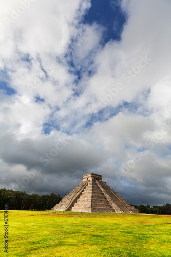 Pyramid in Mexico