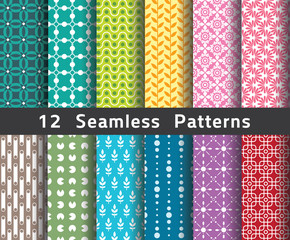 seamless pattern collection