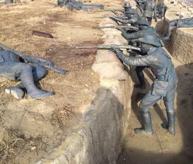 Çanakkale Savaşı Anzak Askerleri