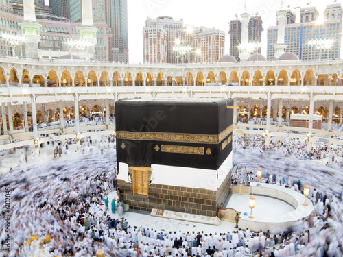 New images of Kaaba in Mecca after restoration