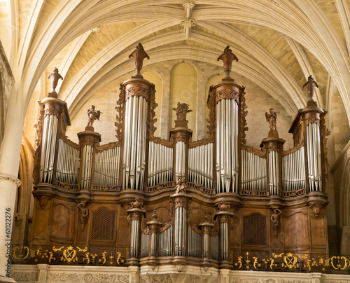 Orgue de la cathérale Saint-André