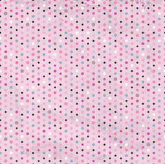 polka dot background.  Abstract Geometric Texture.