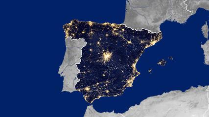 Spain - Night