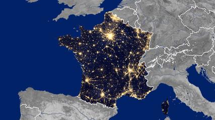 France - Night