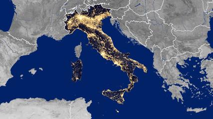 Italy - Night