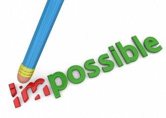 ImPossible Concept - 3D