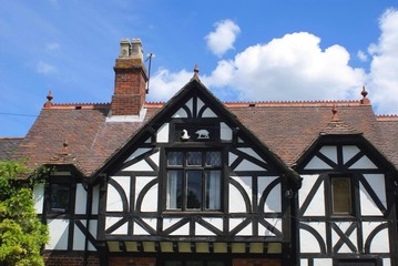 Tudor window