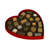 Valentines Day Candy Box