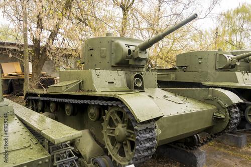 Russian WW2 Tank