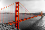 Fototapety Golden Gate, San Francisco, California, USA.
