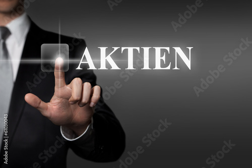 touchscreen - Aktien