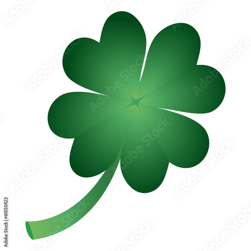 clover symbol of St. Patrick's Day