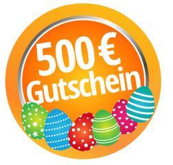 500 € Gutschein