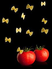 pomodori italiani a destra