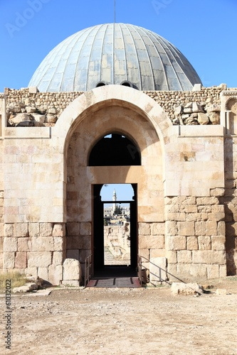 The Umayyad Dome, Amman