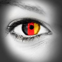 Deutschland Auge