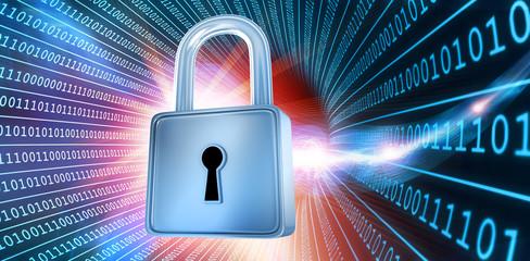 Datenfluss-Sperre