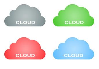 4 nuvole cloud