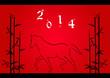 Nouvel an Chinois - année du cheval