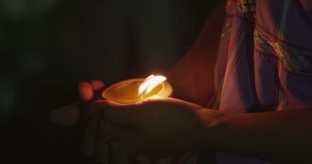 Loi Krathong Candle 2
