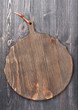 Vintage wooden cutting board