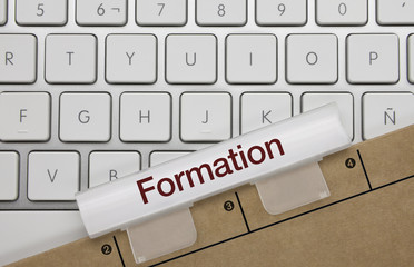 Formation. Clavier
