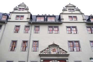 Architektur in Weimar