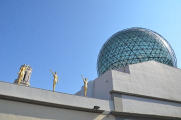 Musée Salvador Dali, Figueres, coupole