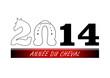 2014 - année du cheval