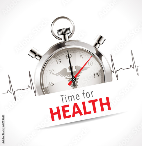 Stopwatch - Time for health