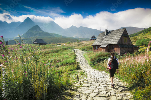 berge-landschaft