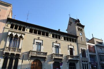 architecture, Figueres, Espagne
