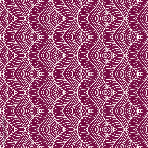 striped purple pattern
