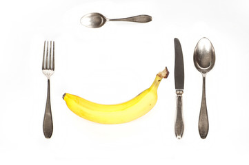 Diet food - banana